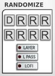 Augment randomizers