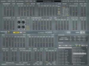Cassetto HG800 Main