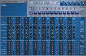 Chord Stepper ADV