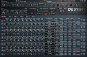 Destiny Mixer