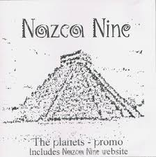 Nazca Nine the Planets