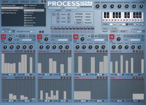 Procession Advanced