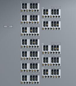 Procession Scale Editor