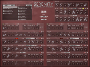 Serenity Main