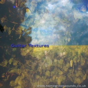 Big guitar textures (cover)