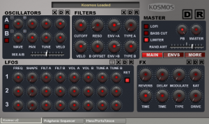 KosmosFront